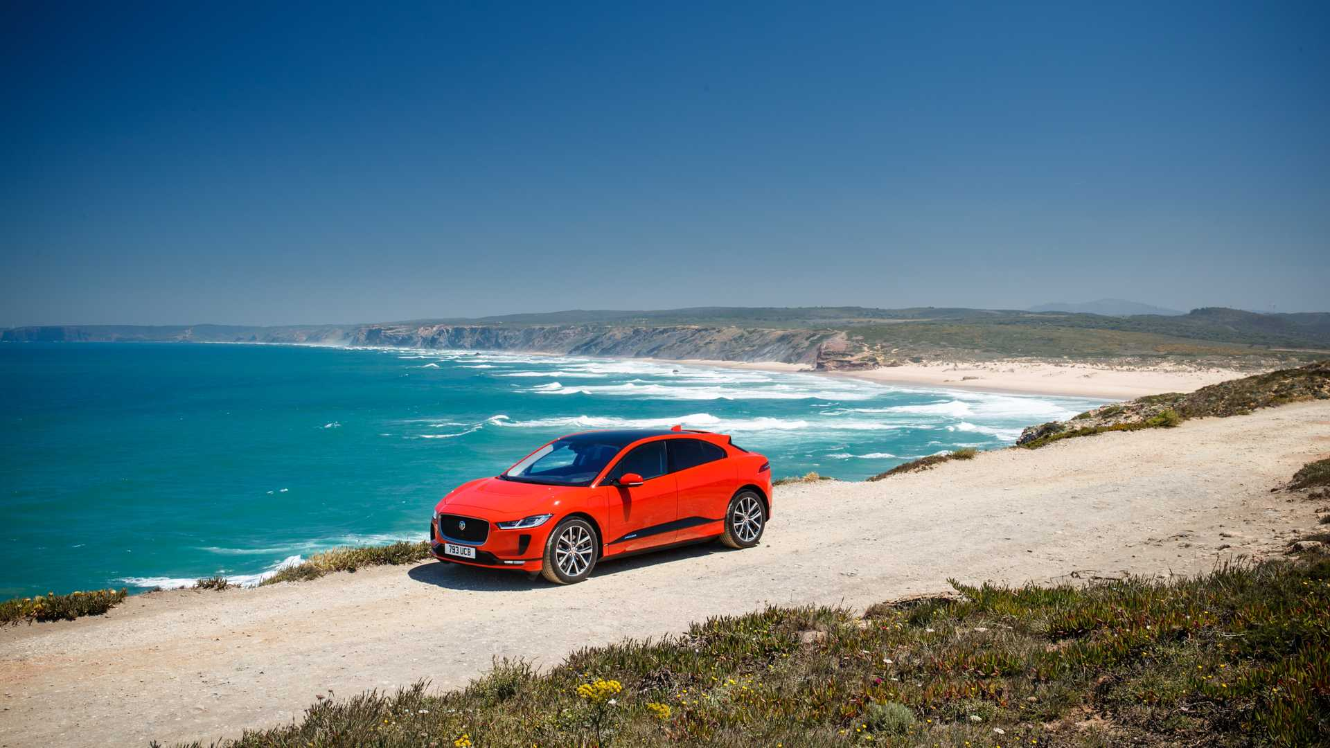 I-PACE Sales In U.S. Remain Stable At 11% Of Jaguar's Volume