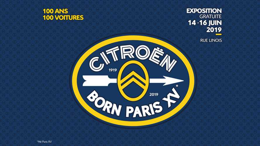 Citroën Born Paris XV
