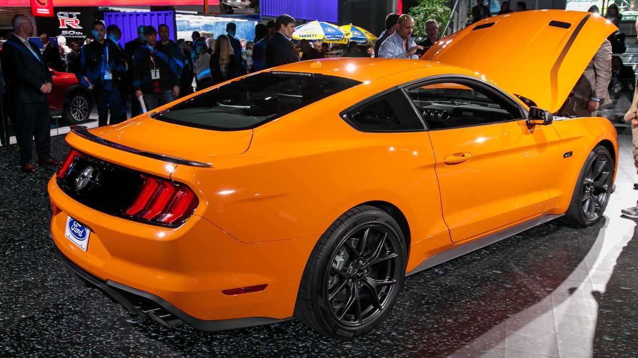2020 Ford Mustang 2 3L High Performance Package Has 330 HP