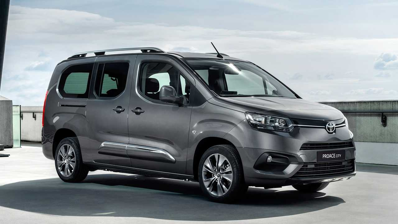 Toyota Proace City Verso 2019