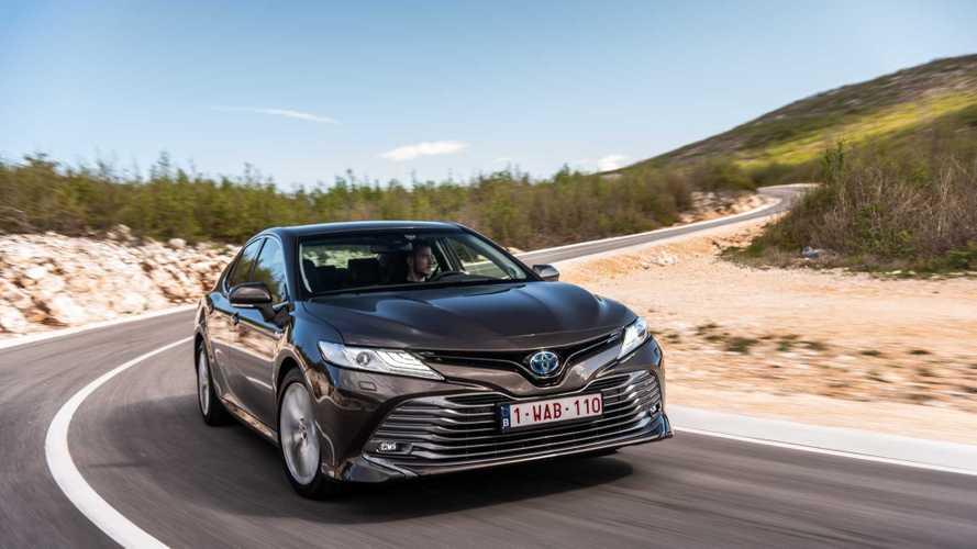Toyota Camry hybrid 2019: precios para España