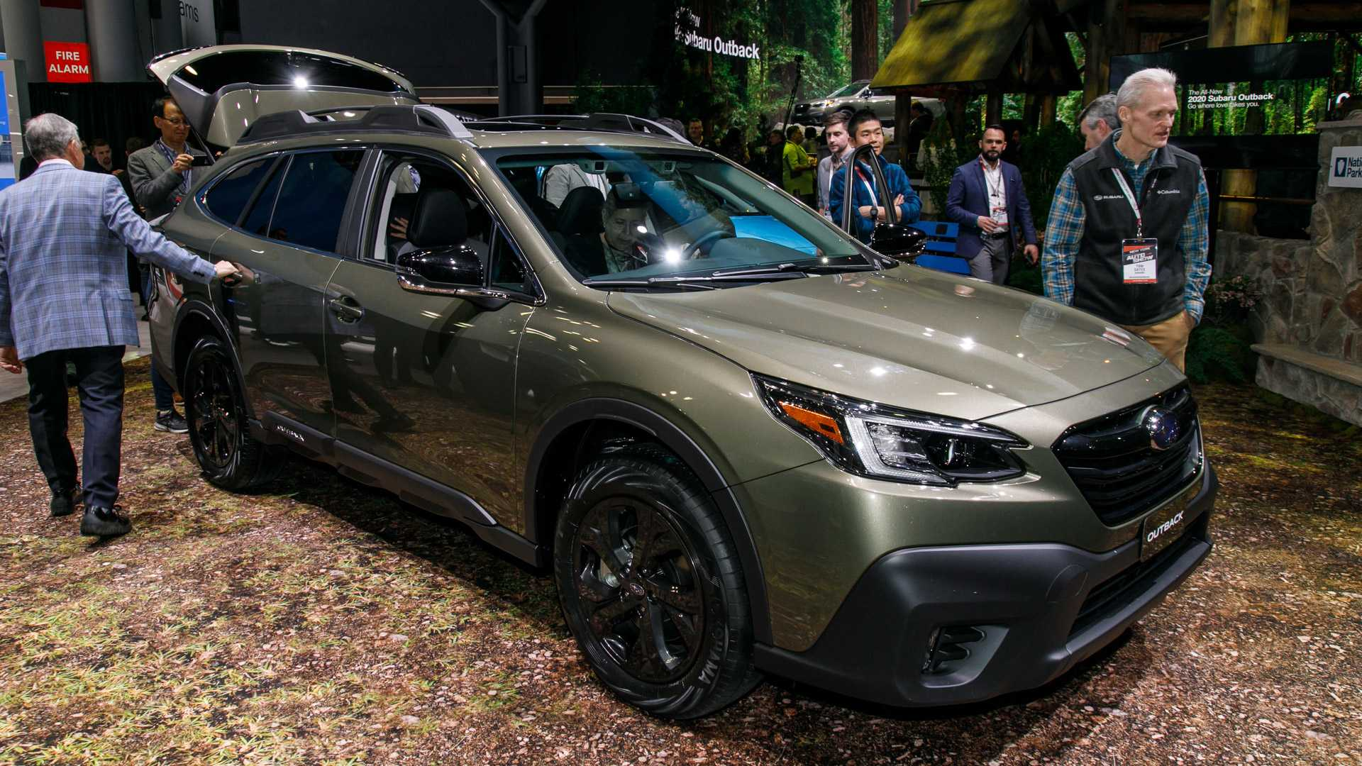 2020 Subaru Outback Debuts With More Power Familiar Look