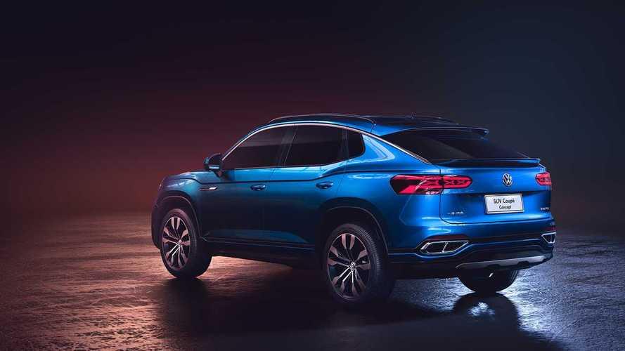 Volkswagen SUV Coupé Concept: un futuro crossover para China