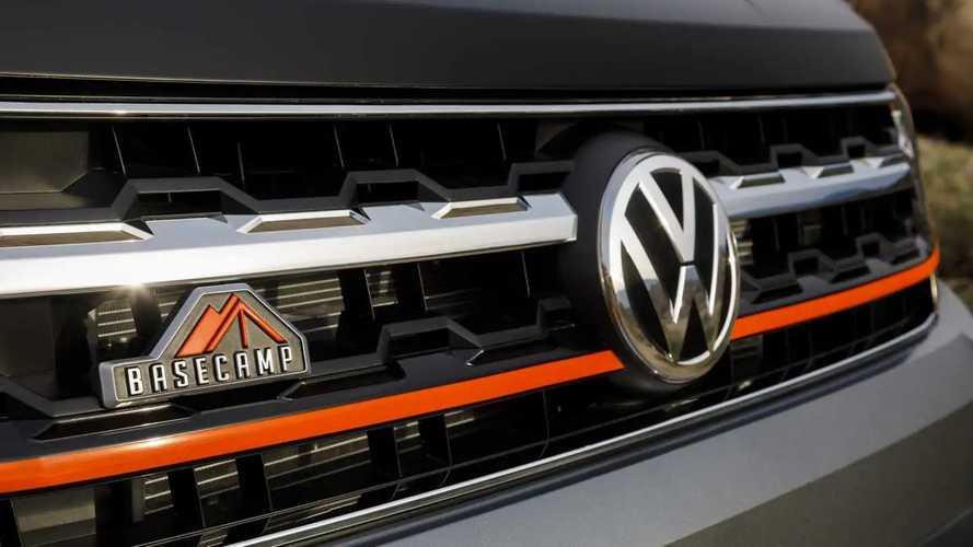 Volkswagen Atlas Basecamp Konsepti