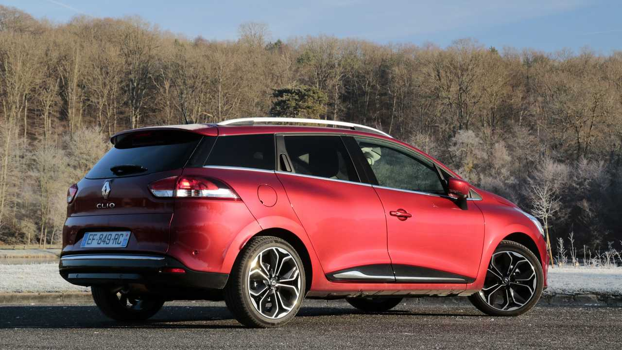 Station Wagon, En Uzun – Renault Clio Sports Tourer