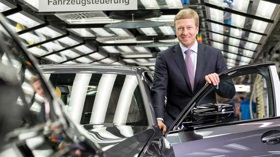 EVs Define Oliver Zipse As BMW's New CEO: Catch Up With Tesla Or Else