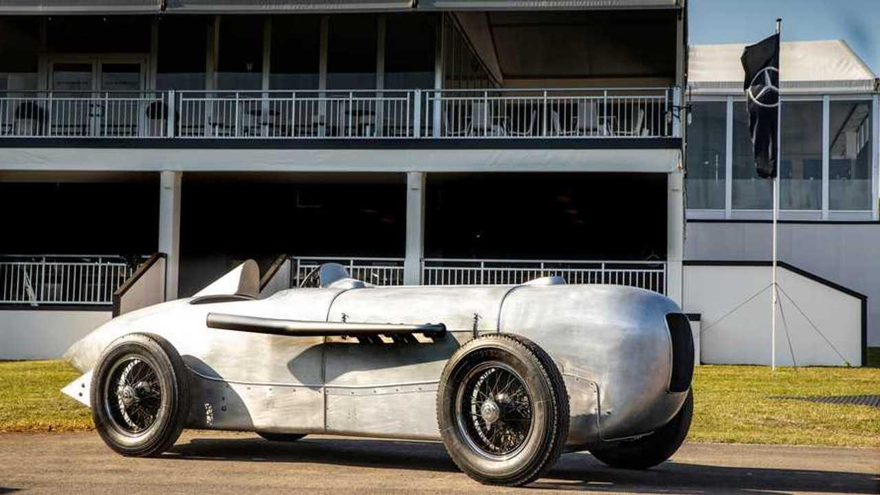 Mercedes SSKL