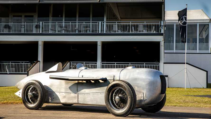 Mercedes, a Pebble Beach rinasce la SSKL Streamlined del 1932