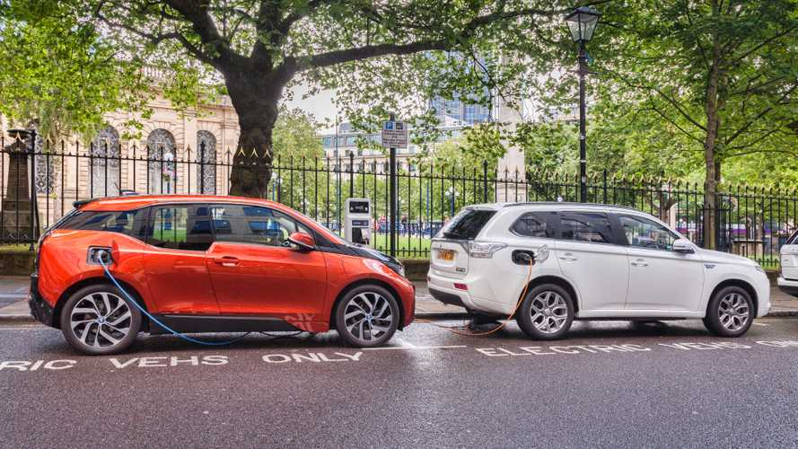 UK all-electric car market surges by 158 per cent in July 2019