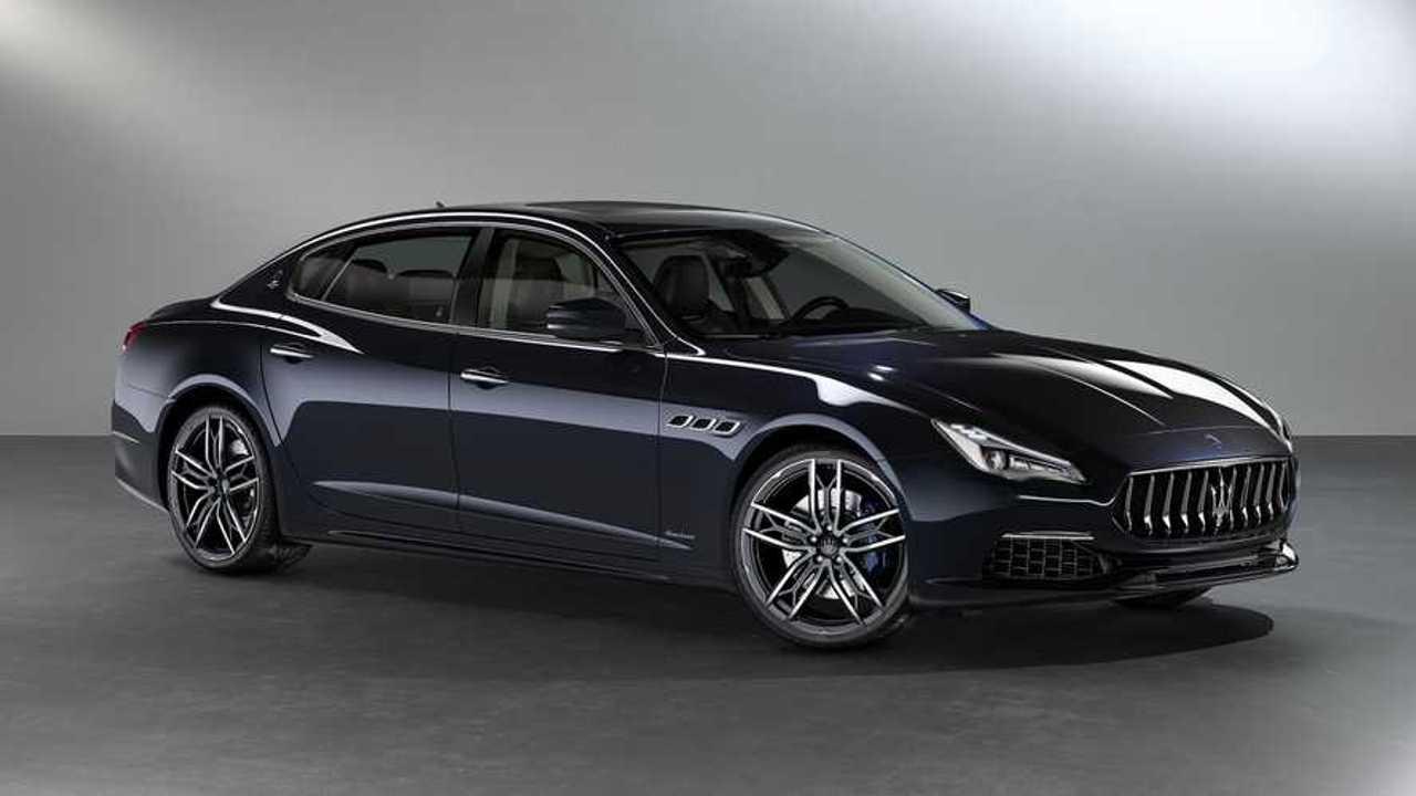 Maserati Quattroporte Special Edition Monterey