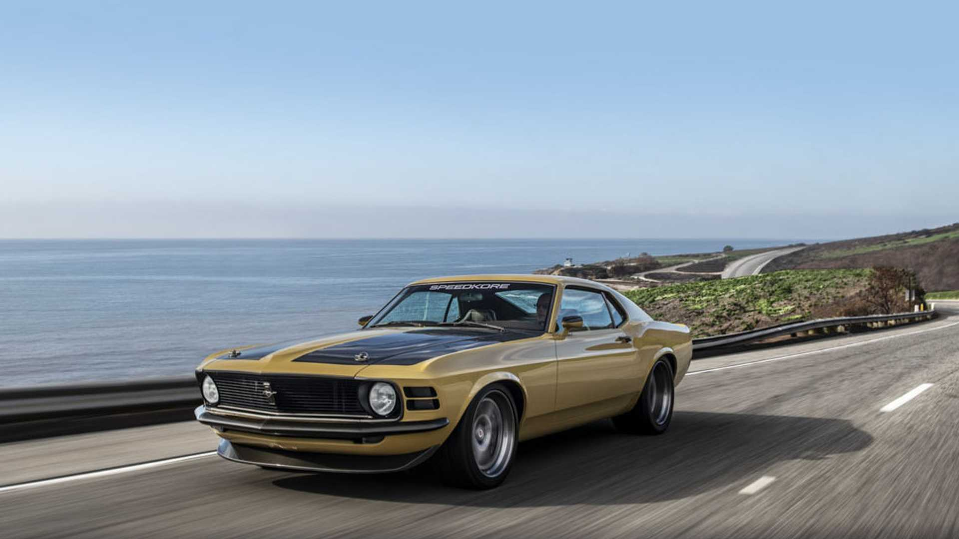 "[""Check Out Robert Downey Jr's 1970 Ford Mustang Boss 302""]"