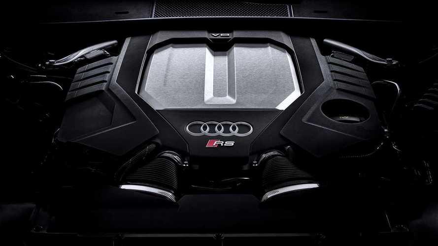 Tutte le Audi RS saranno elettrificate