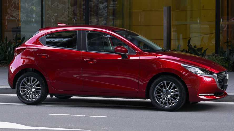 Facelifted Mazda2 comes in under £16,000