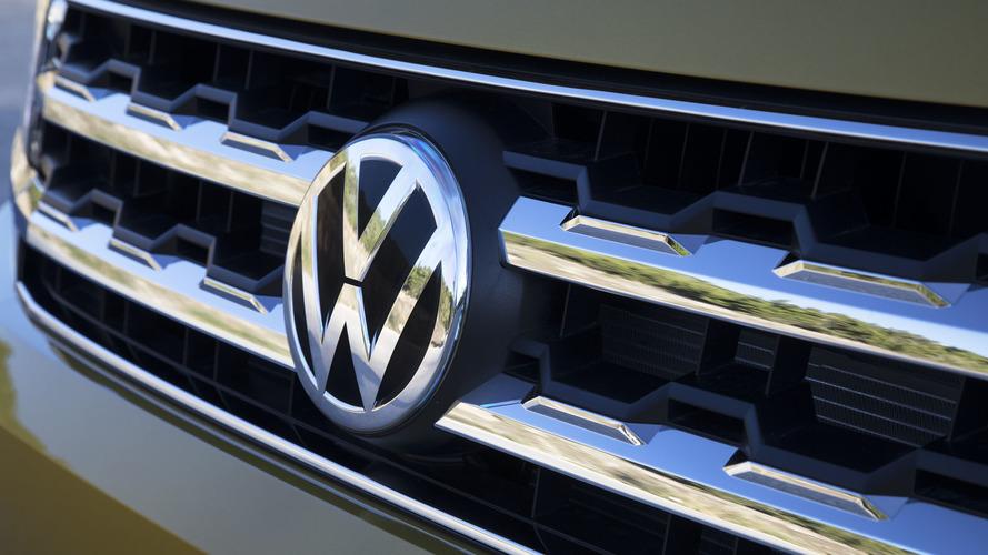 SEMA-Bound VW Atlas Teased With Tartan Seats
