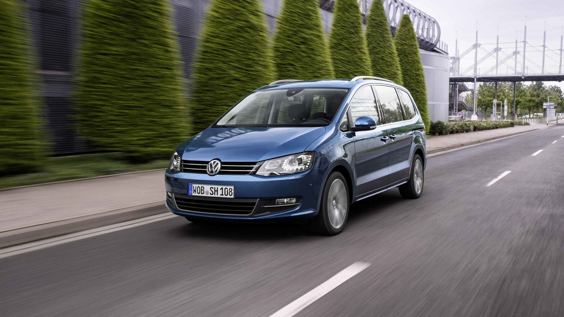 Volkswagen Sharan, reviews and features