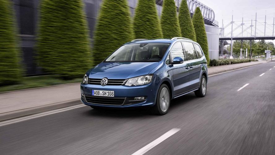 2017 Volkswagen Sharan