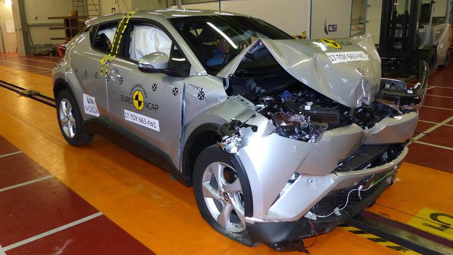 Euro NCAP, Fiat ve Ford'u eleştirdi