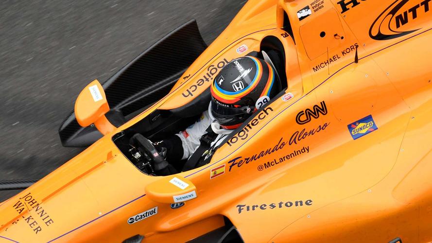 ¿Ganará Alonso su segundo premio al debutante del año?