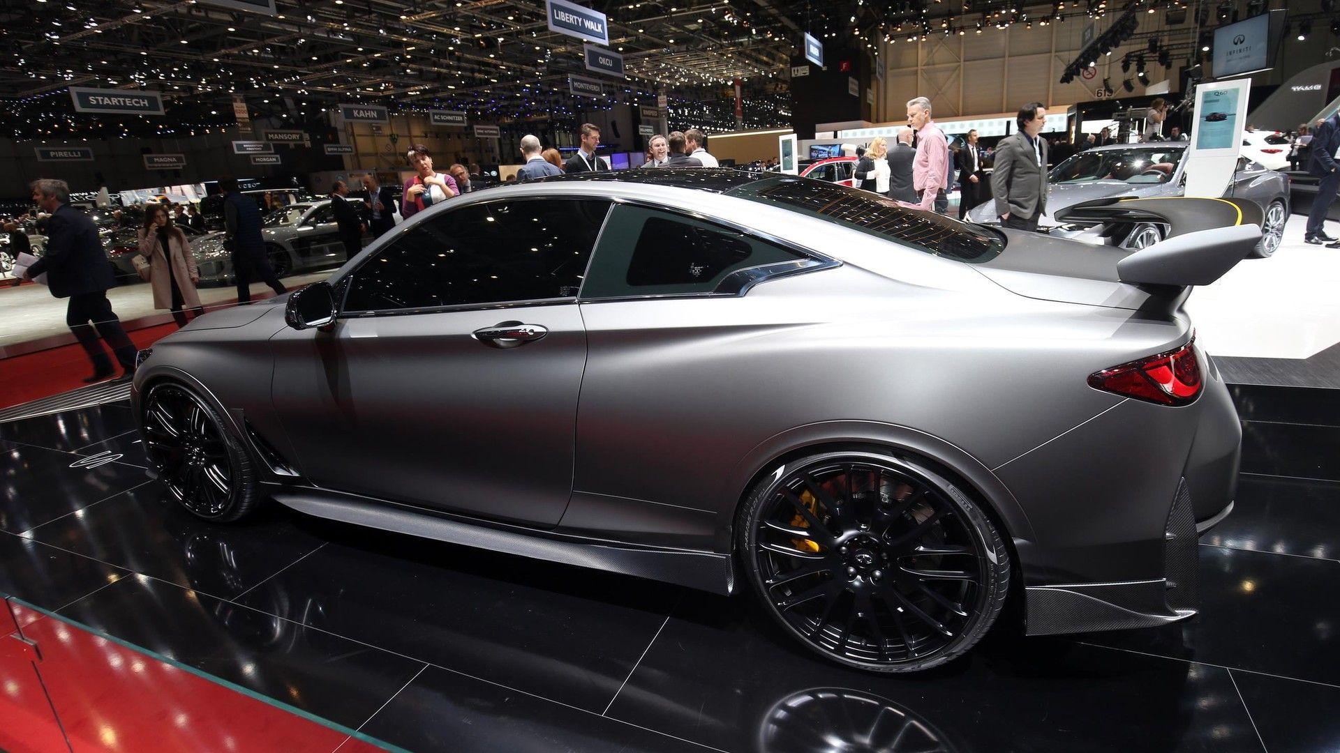 563 Hp Infiniti Q60 Project Black S Production Decision
