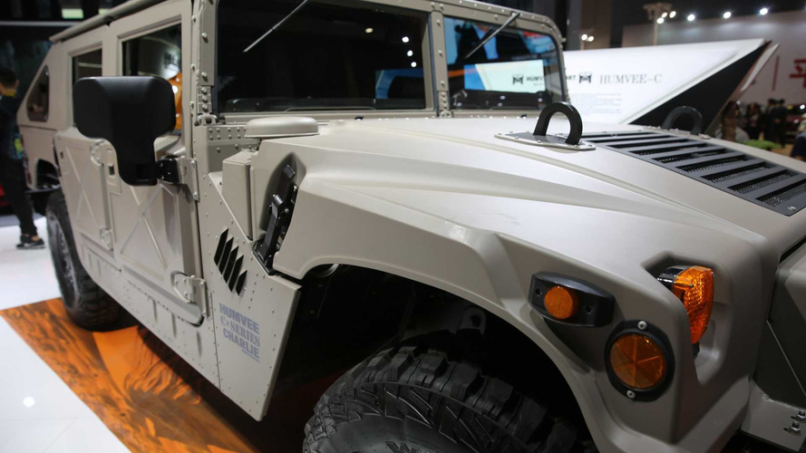 Is Hummer Coming Back In 2018? >> You Can Now Buy A Brand New 25 Year Old Hummer H1