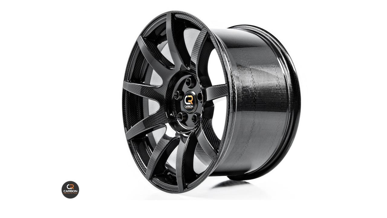 Carbon fiber wheel