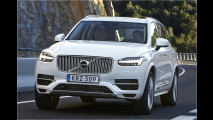 Test: Der Volvo XC90 T8 Twin Engine