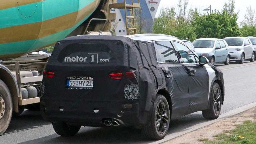 Hyundai Santa Fe Casus Görüntüleri