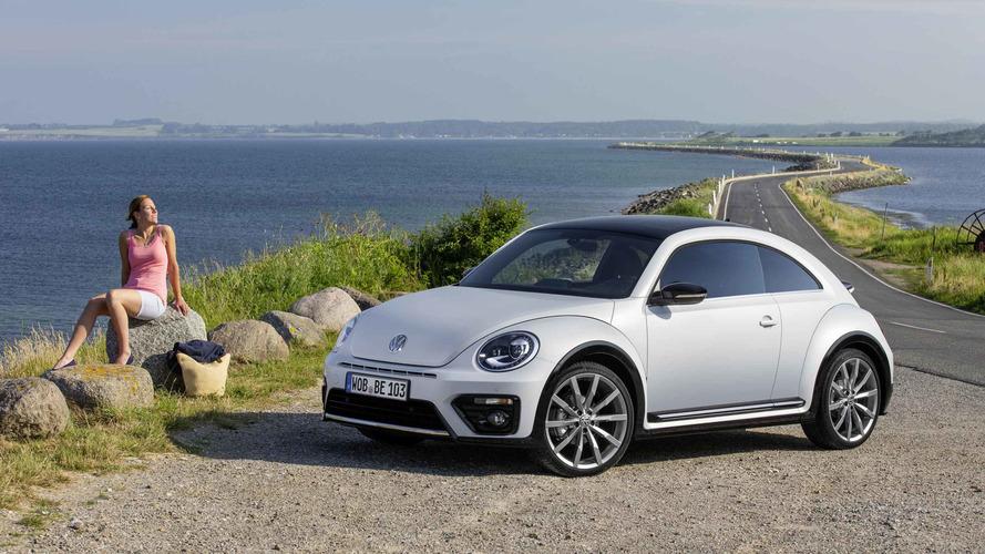 El futuro VW Beetle podría ser un compacto eléctrico