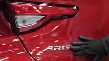 Fiat Argo fabrica