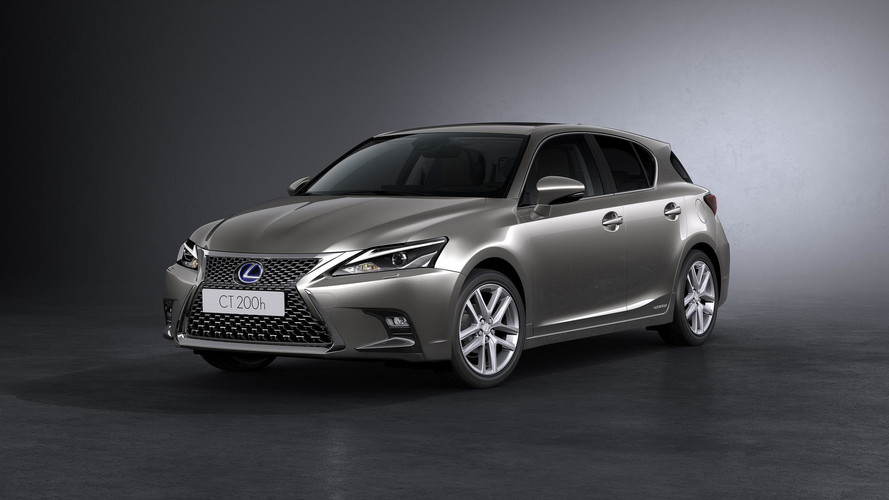 2018 Lexus CT 200h Receives Subtle Facelift, Again