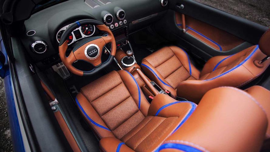 Audi TT By Vilner