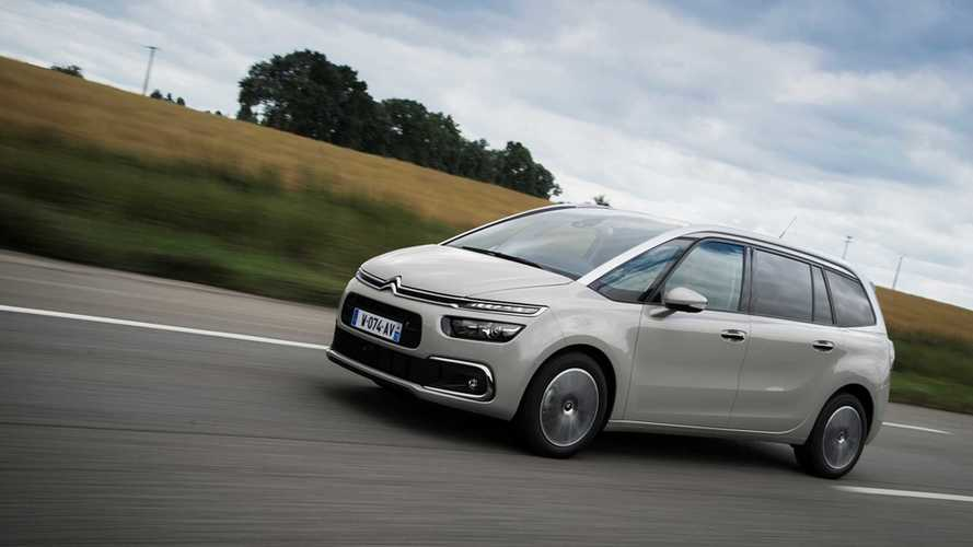 Citroën convoca C4 Picasso e Grand Picasso por falha no capô