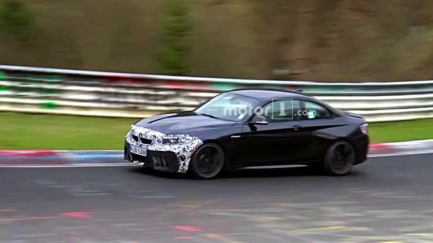 2018 BMW M2 CS Prototype