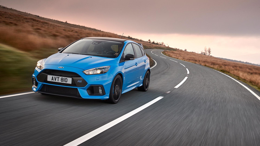 Ford Focus RS Option Pack Gives More Grip To European Drivers