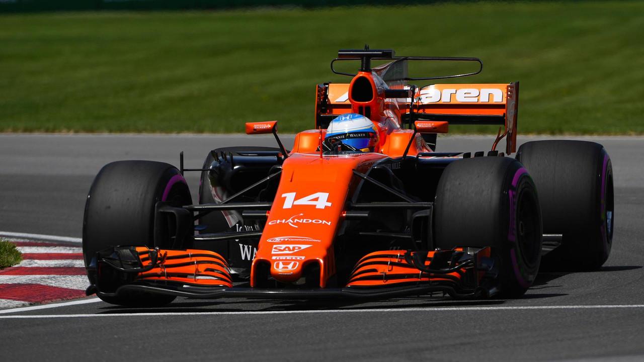 McLaren Honda F1 2017