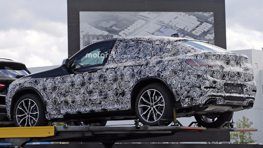 2019 BMW X4 Spied For The First Time