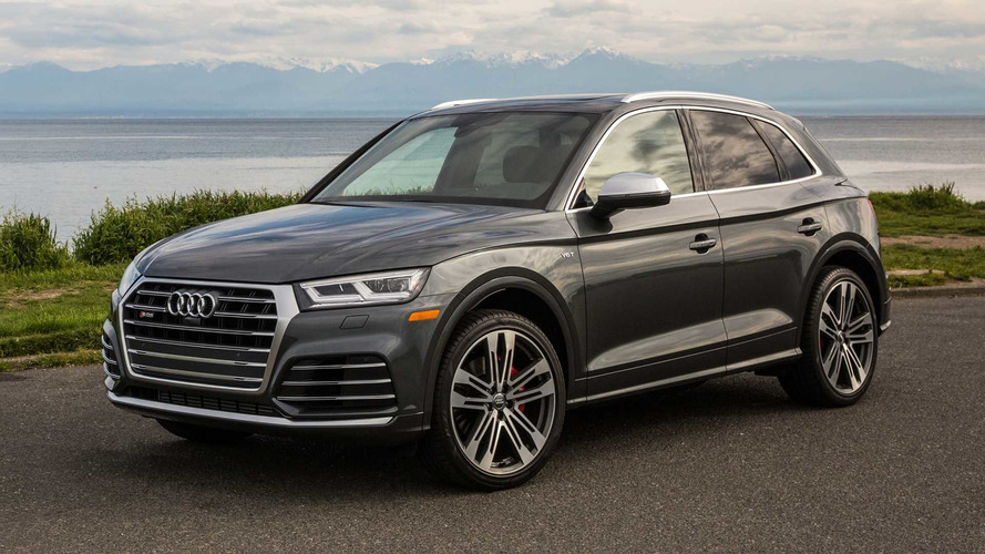 2018 Audi SQ5 First Drive: Question The Need To Compromise