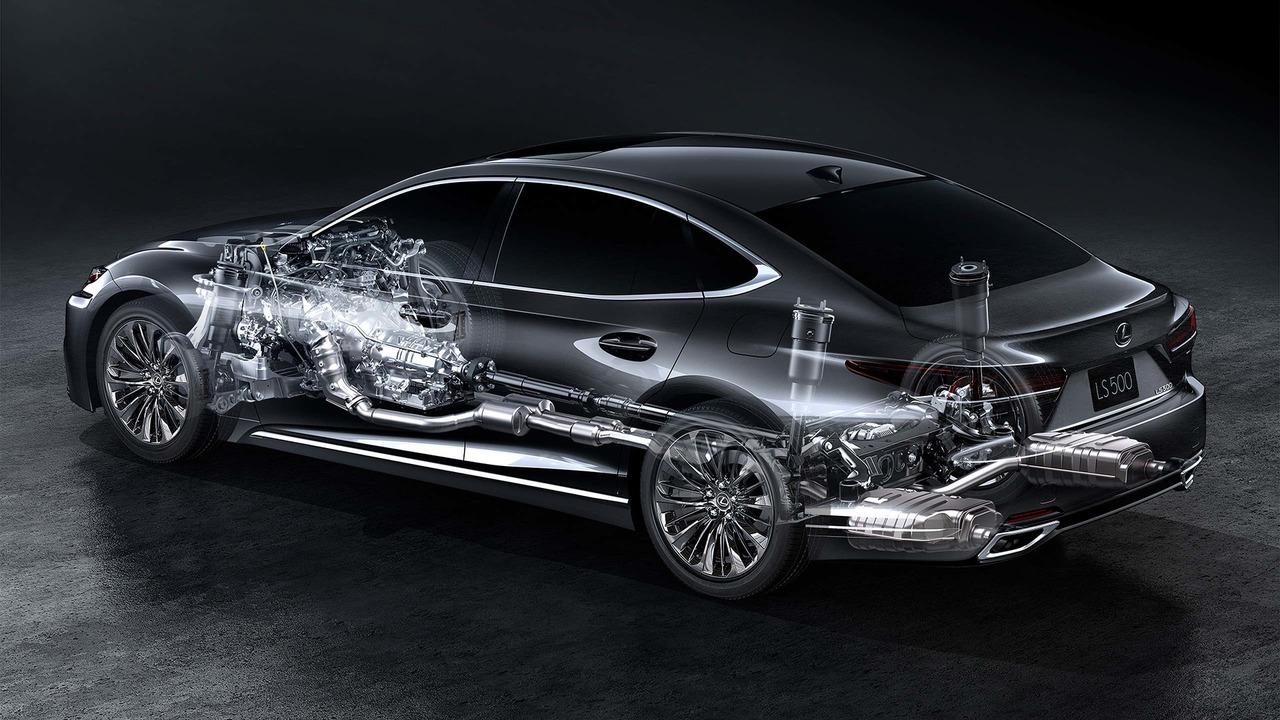 Yeni Lexus Multi Stage Hybrid sistemi