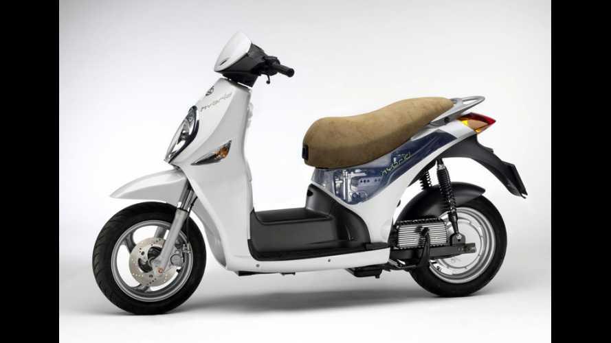 Malaguti scooter ibrido