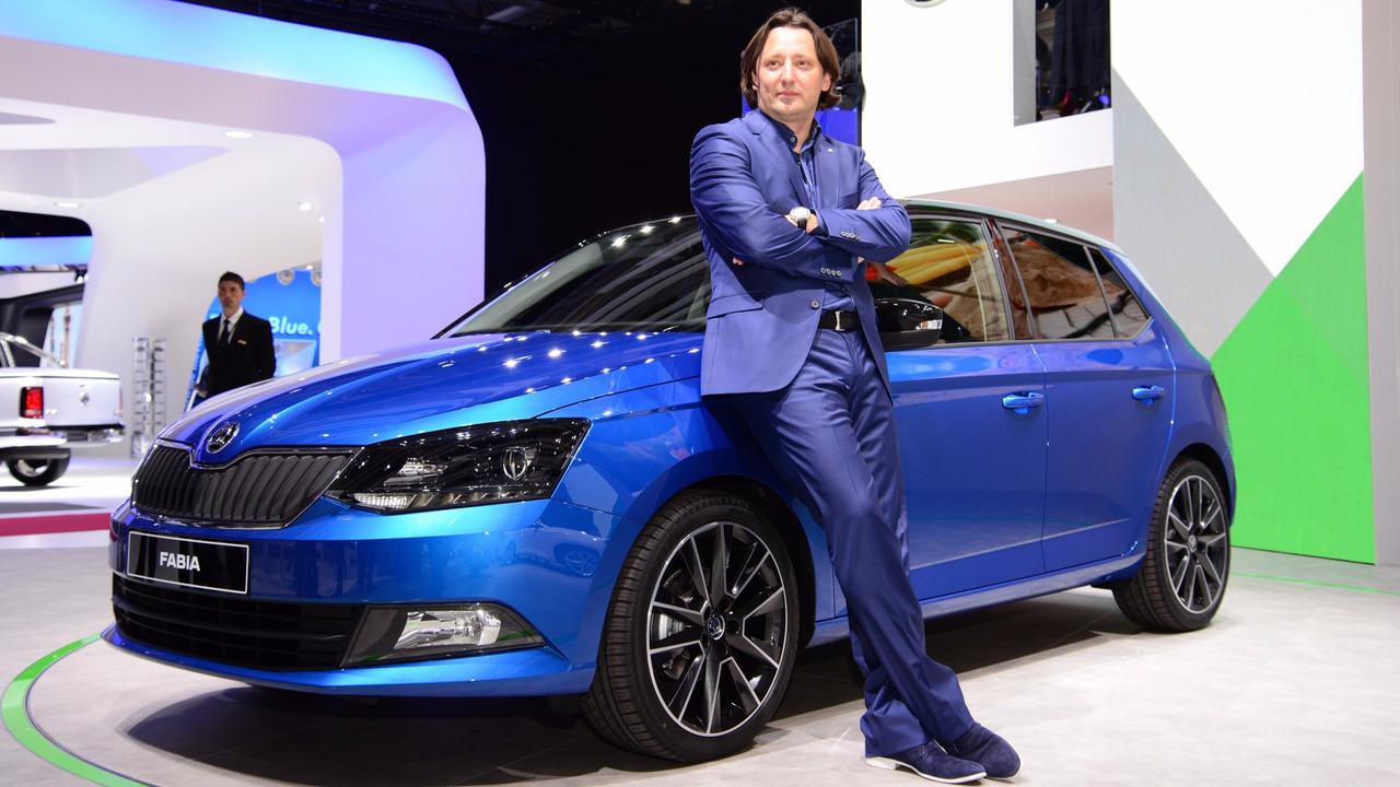 Jozef Kaban designer BMW