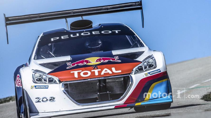 Sebastien Loeb Buys Record-Breaking Peugeot
