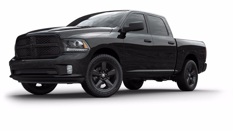 Ram Spicing Up Pickup Trucks With New Appearance Packages