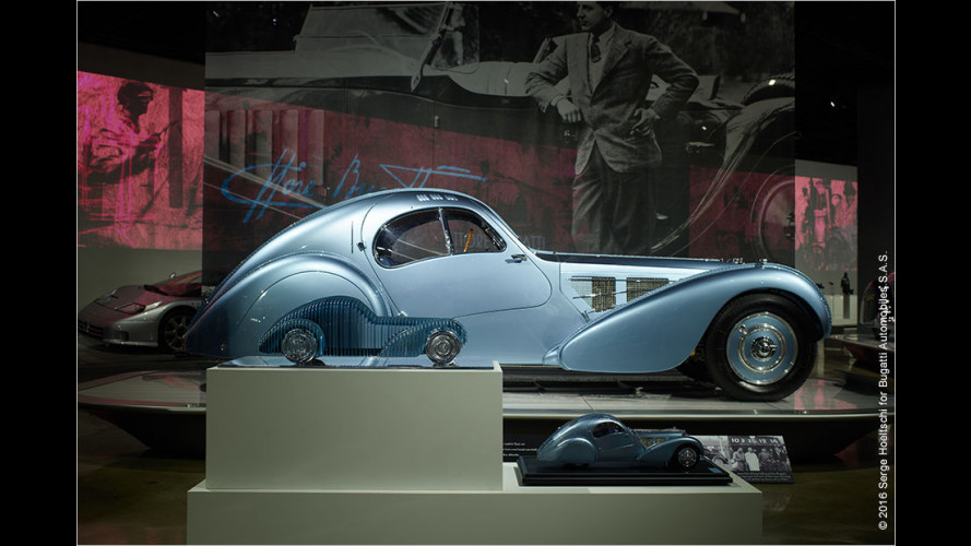 ,The Art of Bugatti