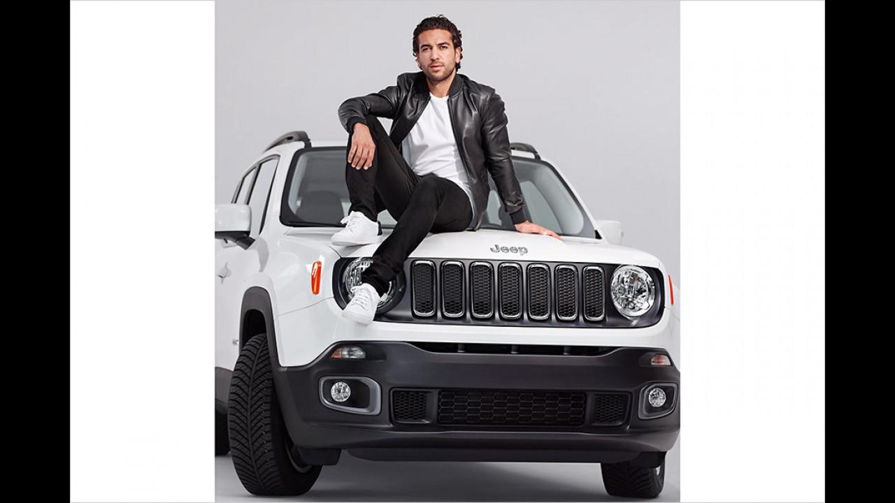 Elyas M`Barek: Jeep Renegade