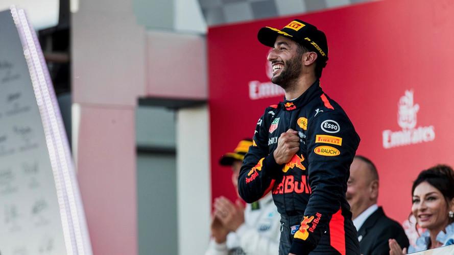"""Ricciardo chez Renault : """"Le changement, c'est méga terrifiant"""""""