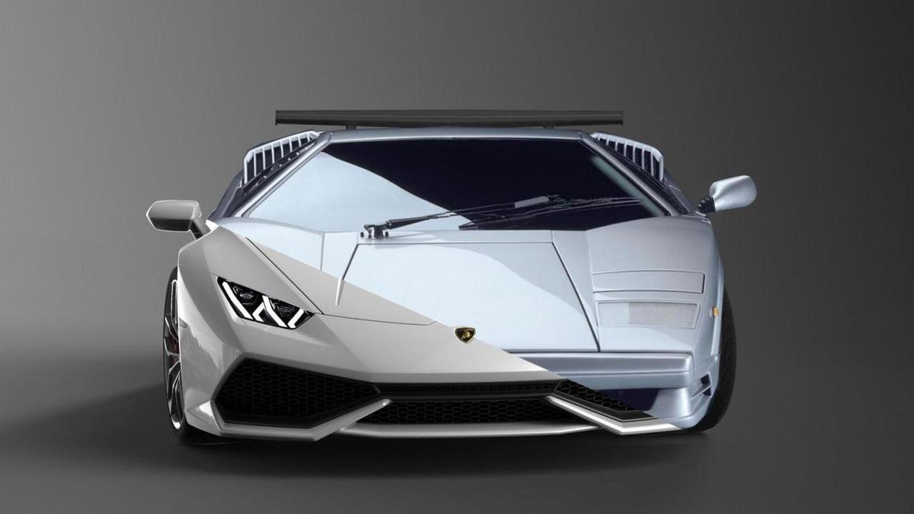 DMC teaser for Geneva Motor Show