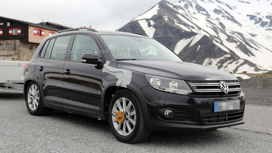 2016 Volkswagen Tiguan will reportedly debut in Frankfurt
