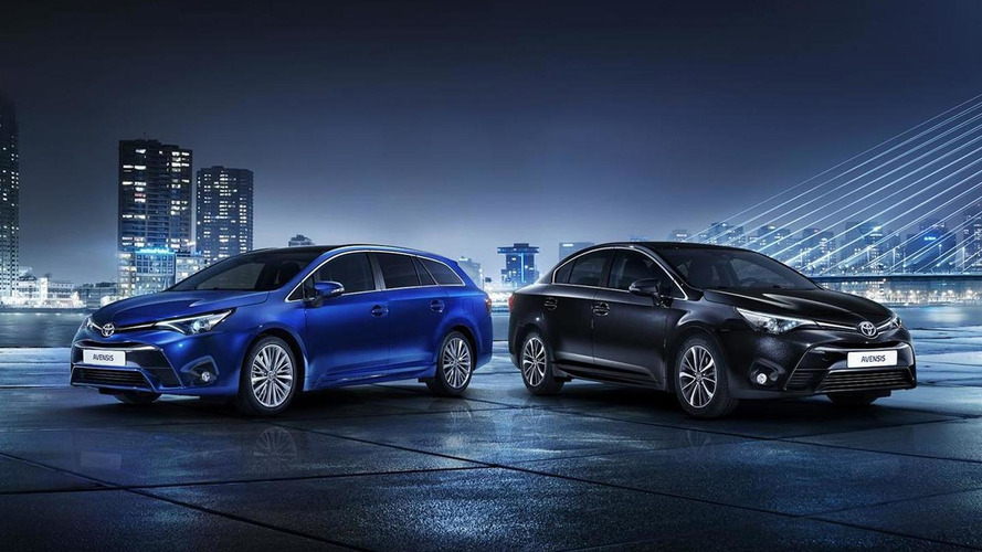 Toyota Avensis : la fin approche-t-elle ?