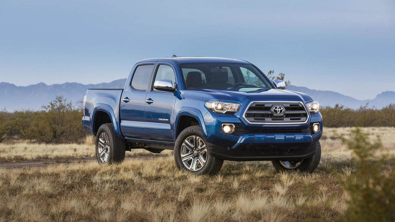 14. Toyota Tacoma: 245,659 units