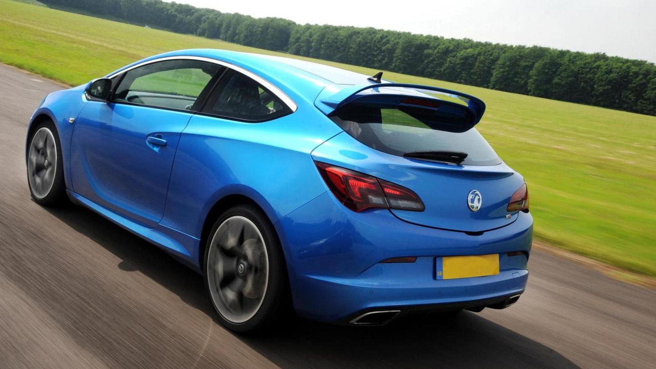 Vauxhall Astra VXR by Superchips 30.07.2013